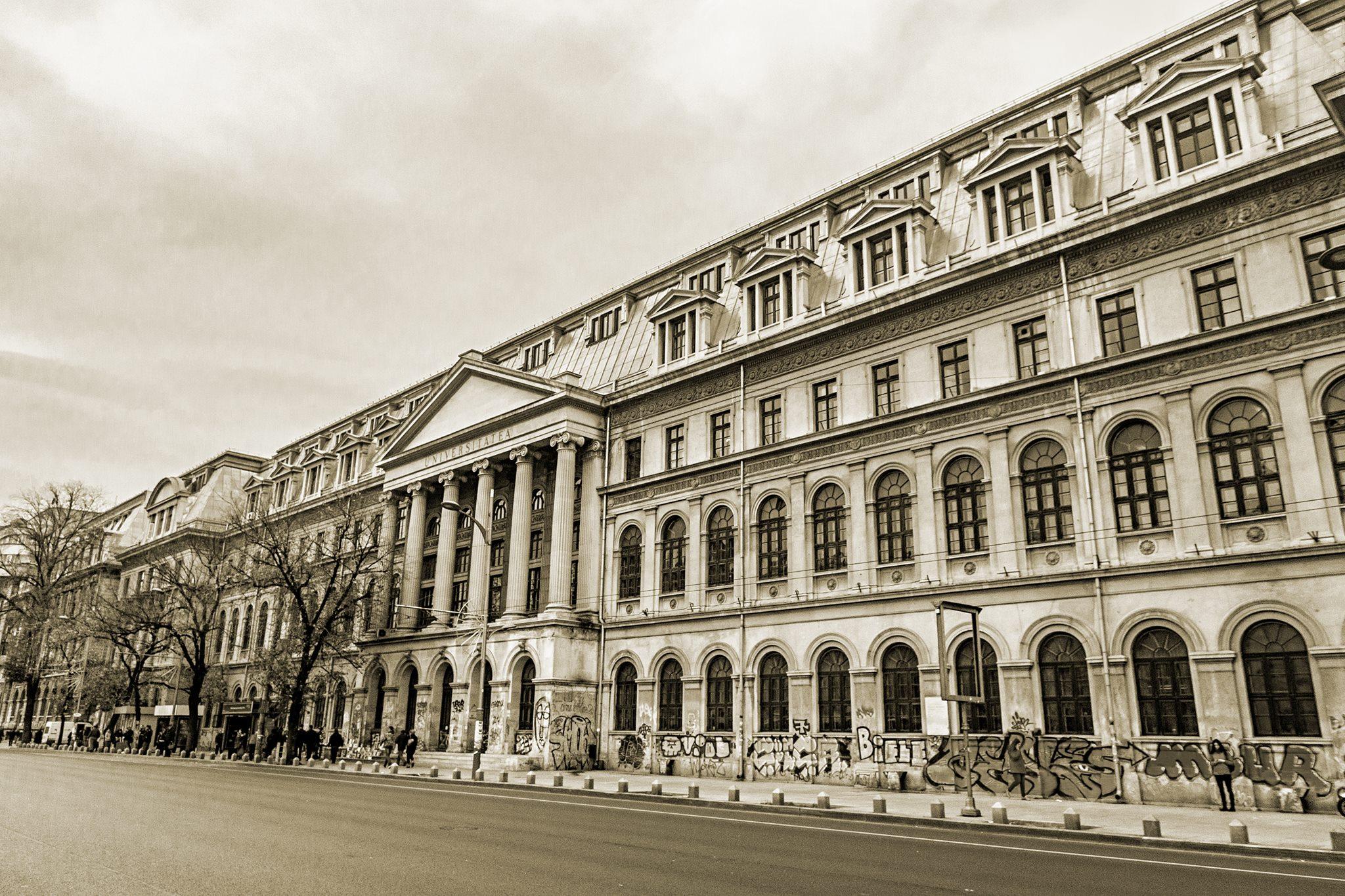 Studiază istoria în inima Bucureștiului!